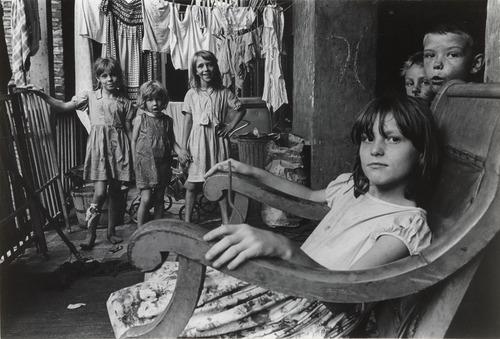 Uptown children in 1965